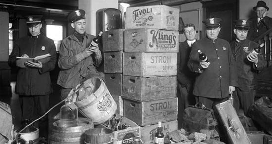 1920s Prohibition Era Detroit · The Metropolitan